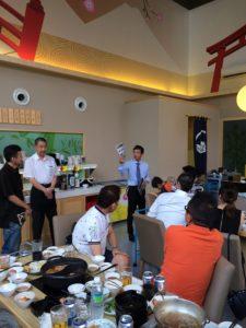 STEP1Malaysia クラブ 新年会 2015