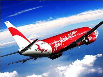 アジアを代表する低コスト格安航空エアアジア