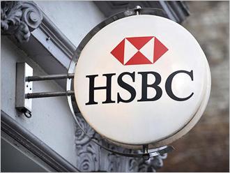 HSBCの口座を開設
